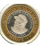 babe ruth silver strike token coin reno nv new ... - $49.99