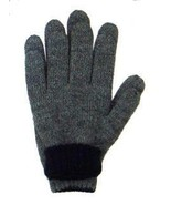 Woolen hand gloves, mittens, reversible made of alpacawool  - $32.00