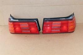 90-95 Mercedes W129 R129 500 500sl SL320 S500 Tail Light Lamps Set R&L image 1