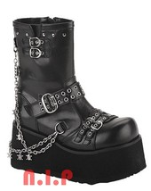 Demonia Gothic Punk Winklepicker Witch and 50 similar items