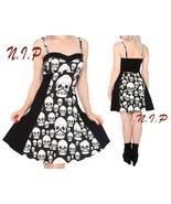 ROYAL BONES Muerte Hot Topic Skull Visual Kei Goth Punk Steampunk Cyber ... - $169.00