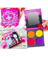 Sugarpill Cosmetics BURNING HEART Pressed Powder Warm Matte Eye Shadow P... - $130.00