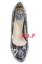 Shoes Skeleton Anatomy Spineless High X Pumps Too Ray Skull Heels Platform Fast 5wxqnXPC
