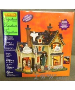 Lemax Halloween Spooky Town lighted Building Sc... - $52.99