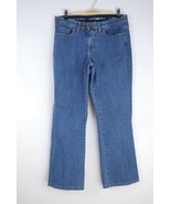 Lee No Gap Waistband Straight Jeans - Size 10 M (see description) - $10.77