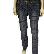 PePe Denim lattice panel design jeans - $11.88