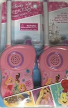 Disney Princess Walkie Talkies New - $10.99