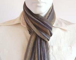 weaved shawl,mix of Babyalpaca wool and Silk wrap - $81.90