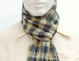 Light Scarf, shawl mix of Babyalpaca wool and Silk  - $81.90