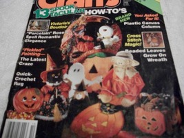 Crafts Magazine October 1988 - $7.00