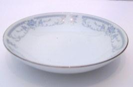 Sheffield Fine Porcelain China Pair Blue Whisper Berry Fruit Dessert Bowl 1 1/4  - $4.99