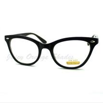 Womens Clear Lens Cateye Frame Eyeglasses Smart Sexy Glasses - $8.95