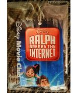 Ralph Breaks The Internet Cleaning Cloth Disney Movie Club Exclusive NEW - $9.99