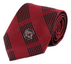 South Carolina Gamecocks Mens Neck Tie College University Striped Red Ne... - $32.95
