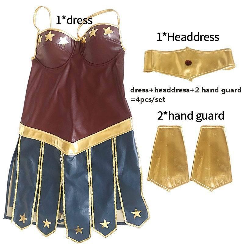 Wonder Woman Cosplay Costumes Female Adults And Similar Items