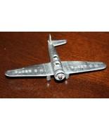 Vintage Rare Erie Parker Northrop WWII Fighter Airplane Toy Junkyard - $31.49