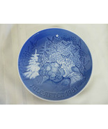 "Bing & Grondahl 1981 Jule After ""Christmas Peace"" Plate - $44.99"