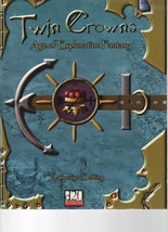 Twin Crowns:  Age of Exploration Fantasy - SC - 2001 - Dungeons & Dragon... - $12.53