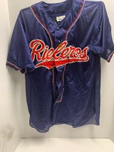 Rieleros Sueter De Beisbol Good Shape- Vintage Player #1 - $18.80