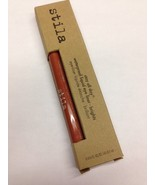 stila Stay All Day Waterproof Liquid Eye Liner, Amber New In Box Full Size - $18.76