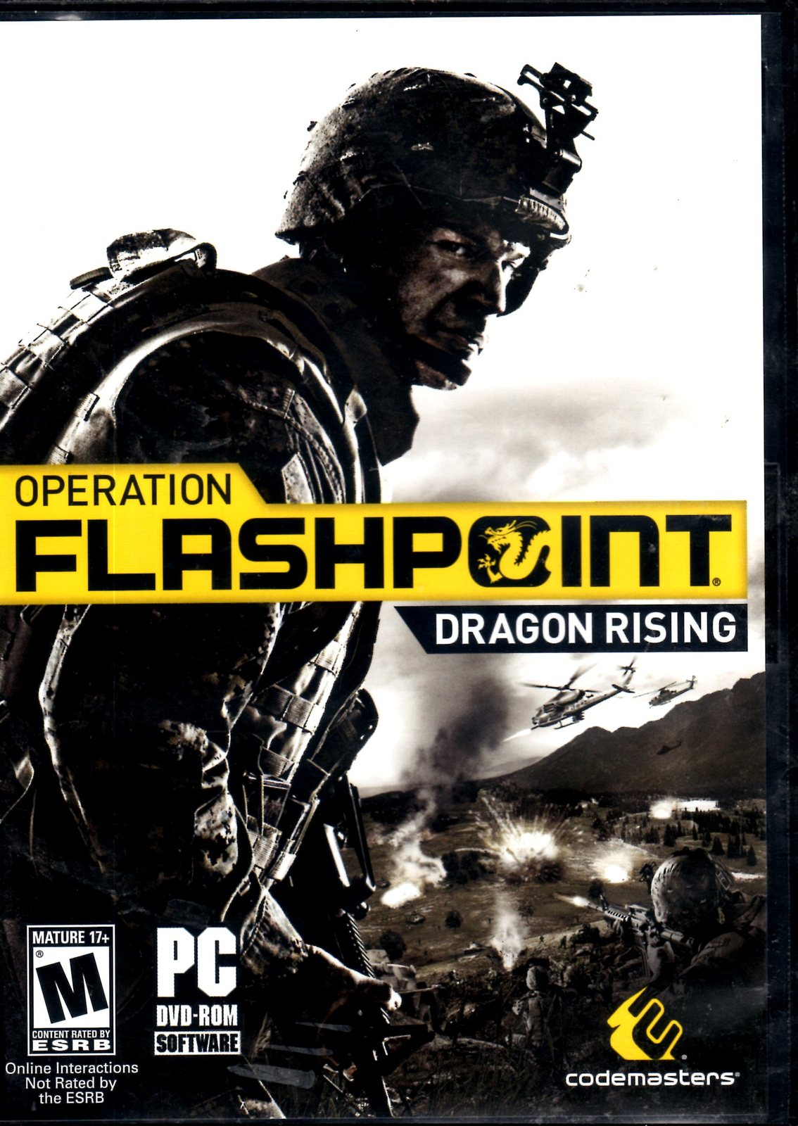 Operation Flashpoint: Dragon Rising - (PC - Windows)