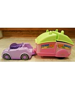 Fisher Price Little People Sarah Lynn & Her Outdoor Camping Adventure Set - $26.00