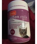 HARTZ Powdered Milk Replacer Formula for Kittens New. 11 Oz - $20.67
