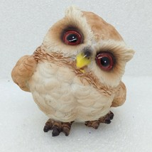 Pudgy Baby Owl Figurine D GSC 54599 - $9.65