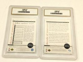 Lot of 5 Michael Jordan 1994 Upper Deck Cards ?Graded 10 Mint image 4