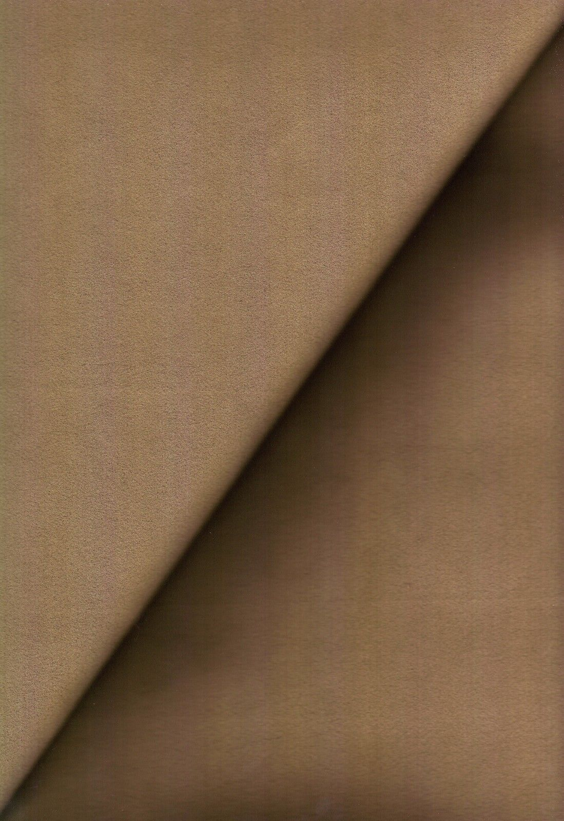 3.625 yards Toray Upholstery Fabric Ultrasuede Ambiance Peat Brown 3918 AG