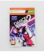 Dance Central 2 Kinect xbox 360 game Full download card code [DIGITAL] (UK) - $6.44