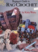 Beginner's guide to rag crochet with fabric strips ... - $13.81
