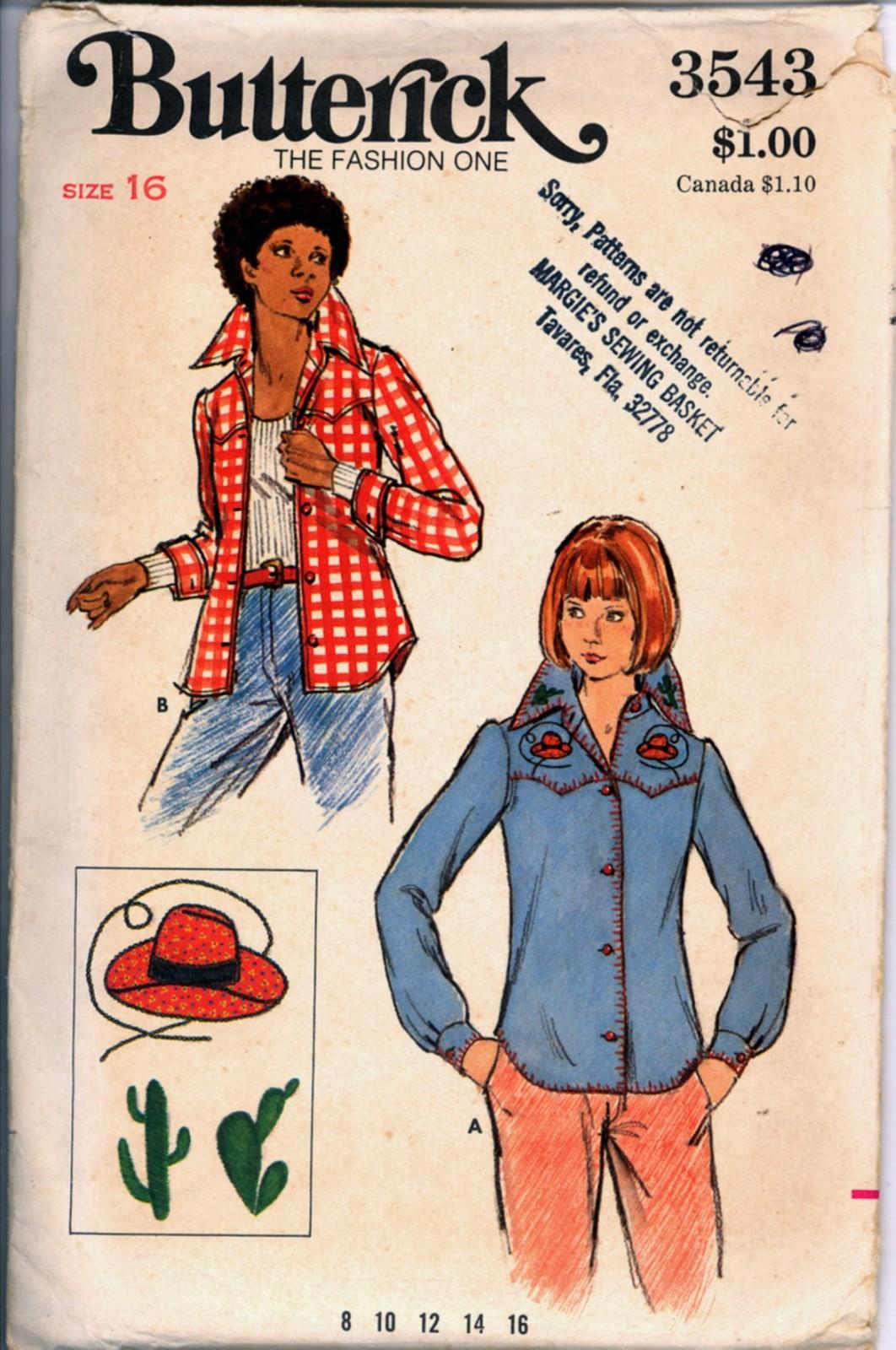 Auction 2456 b 3543 blue western 16 74 75 und ff