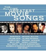 various artists: All Time Greatest Movie Songs (used CD) - $7.00