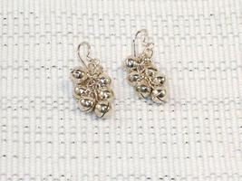 Cookie Lee Sterling Silver Jingle Bell Pierced Earrings - Item #94115 - ... - $15.00
