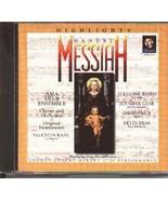 Ama Deus Ensemble: Handel Messiah--Highlights (BRAND NEW CD) - $9.00