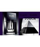Avon Black Suede Touch  Eau de Toilette Cologne in Pyramid Boxed 50 ml - $12.86