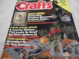 Crafts Magazine September 1988 - $7.00