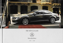 2007 Mercedes-Benz CL-Class HARDCOVER brochure catalog 550 600 NICE - $20.00