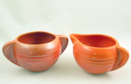 Vintage Pacific Pottery Hostessware Apache Red ... - $30.00