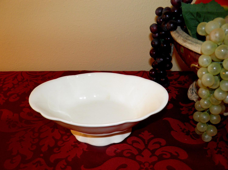 vintage 1960 39 s erphila fayence germany china bowl. Black Bedroom Furniture Sets. Home Design Ideas