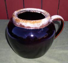 LARGE Bean Pot Gourmet Ceramic Crock Jar # 11 – Pfaltzgraff # 80 - Vintage Ameri - $19.95