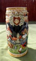 Authentic Western Germany Beer Stein - Beer Mug - Vintage Bavarian Ceram... - $75.00