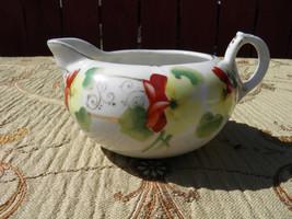 1920 Japan Porcelain China Teapot - Coffee Creamer - Antique - $7.95