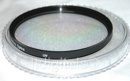 58mm UV Lens Filter For Olympus Zuiko 14-42mm 70-300mm Lens Safety Prote... - $6.97