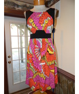 XOXO Floral Sleeveless Dress size Medium Work Church Date night , Prelov... - $19.99