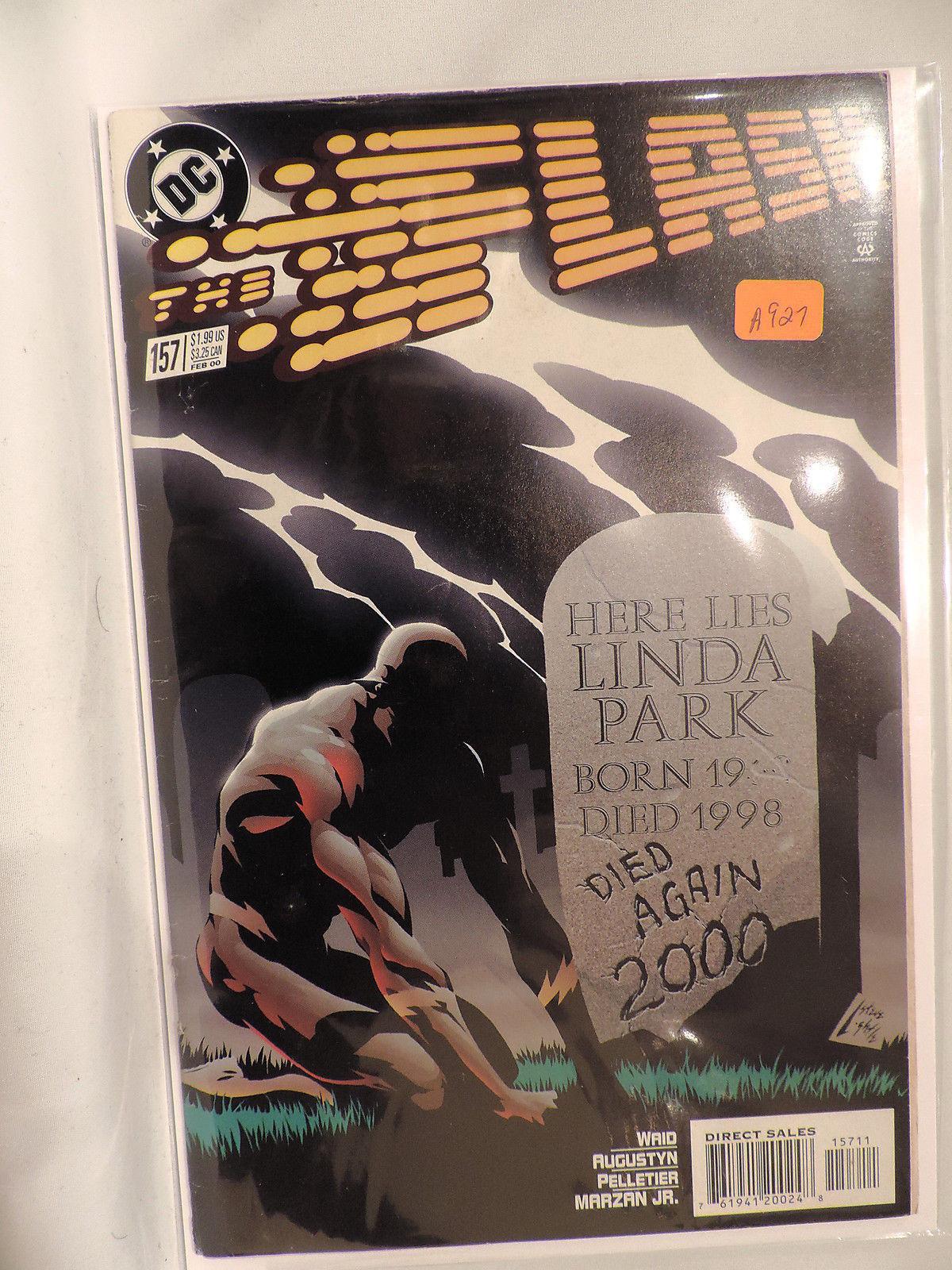 #157 The Flash2000 DC Comics A927