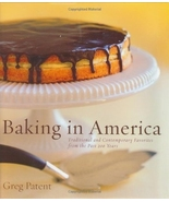 Baking in America...Author: Greg Patent (used hardcover) - $20.00