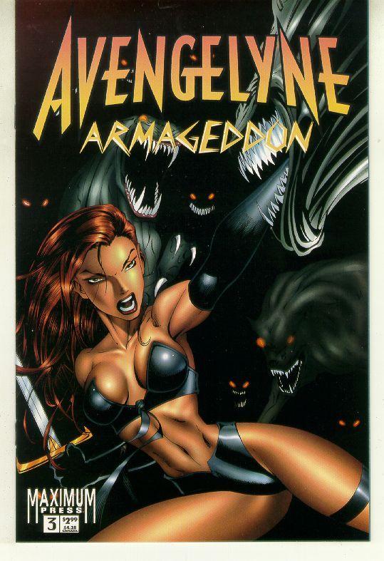 Avengelyne armageddon  3