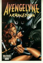 Avengelyne Armageddon #3 (Maximum Press) NM! - $1.00
